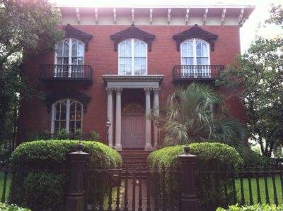 The Williams-Mercer House